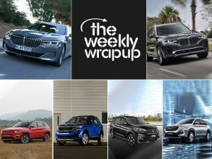 Kia Seltos Variants Hector 7-seater Maruti XL6 Jeep Compass Automatic BMW X7 7 Series And more Top 5 Car News Of The Week