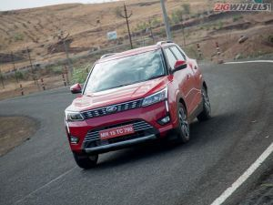 Mahindra XUV300 AMT Bookings Open Launch This Week