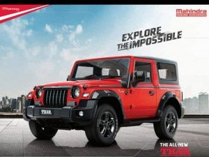 Prices Revealed For Mahindra Thars Accessories