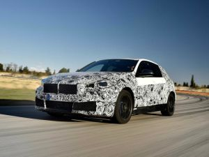 Upcoming BMW 1 Series Hatchback Spied Is Now Front-Wheel Driven