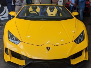 Lamborghini Huracan Evo Spyder India Launch In Detailed Pictures