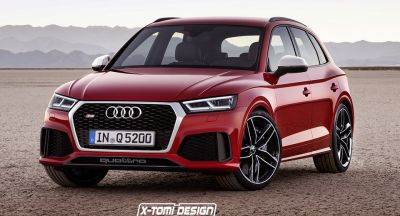 Audi RS Q5 Reportedly Coming With New RS5 Coupe's 450 PS Engine