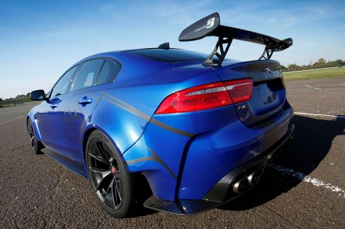 """Matured"" Jaguar XE SV Project 8 Owners To Be Treated To Exclusive Racing Series"