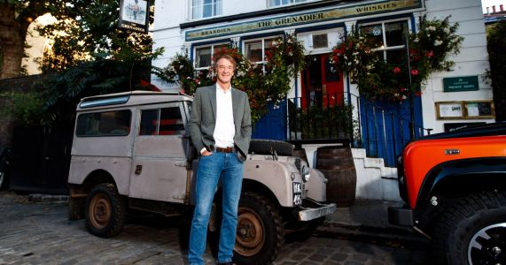 A Chemical Company Is Going To Build The Defender Successor Land Rover Won't