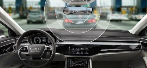 Bye Bye, E-ZPass: Audi to Offer Integrated Toll-Paying Module