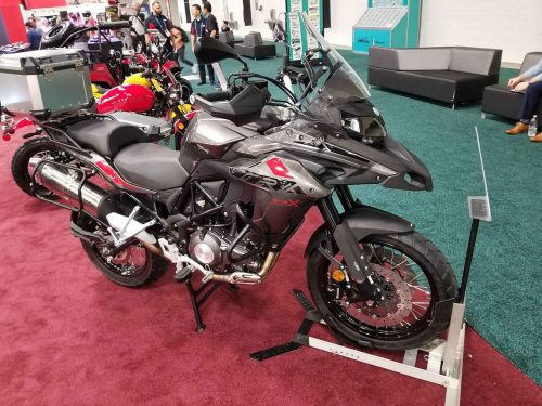 Top 10 Cool New Motorcycle Things Seen At AIMExpo