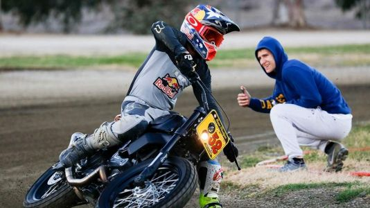 California Winter Break With MotoGP Racer Jack Miller