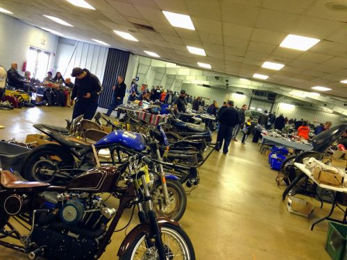 Midwest Moto Swap This Saturday, January 24th, 2015 in Medina, Ohio