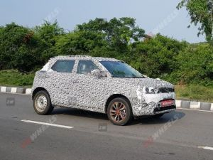Mahindra XUV300 EV New Details Released