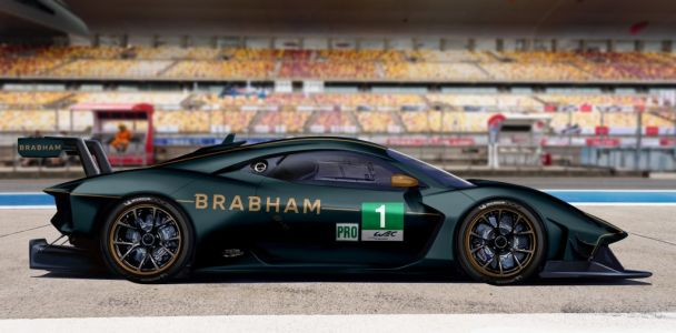 Brabham Returning To Le Mans With BT62 Hypercar