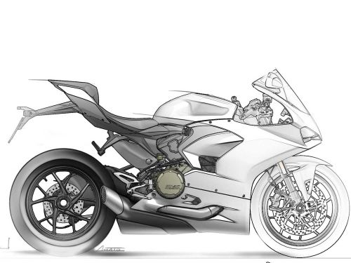 2020 Ducati Panigale V2-Behind The Bodywork Photo Gallery