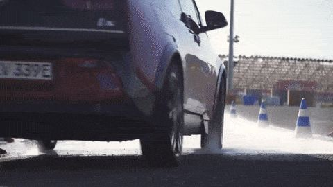 DTM Driver Timo Glock Makes BMW's i3S Look Really Quick