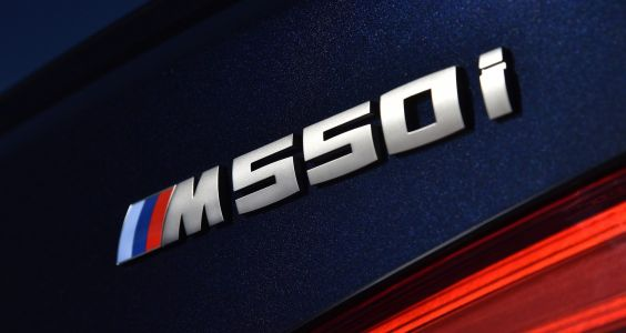 BMW M550i xDrive To Get Same V8 As The M850i Next Year