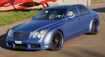 Fab Design Looking To Unload A Tuned Maybach 57S - Any Takers?