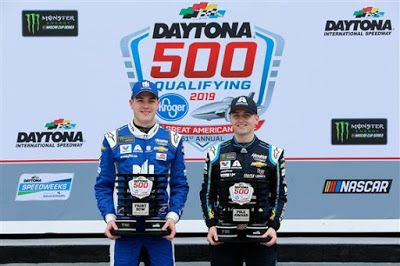Updated odds to win 2019 Daytona 500