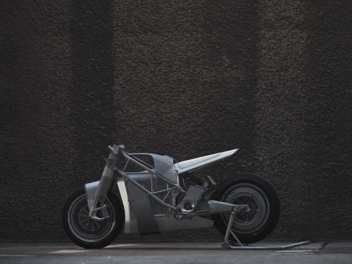 Is This Custom Zero SR/F The Future Of Motorcycles?
