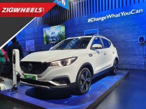 MG ZS EV First Look Review, Expected Price, Features, Engines and More