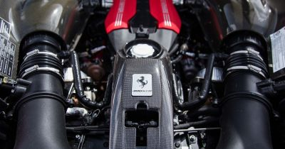 Celebrate Ferrari's Engine Of The Year Win With Glorious Exhaust Noise