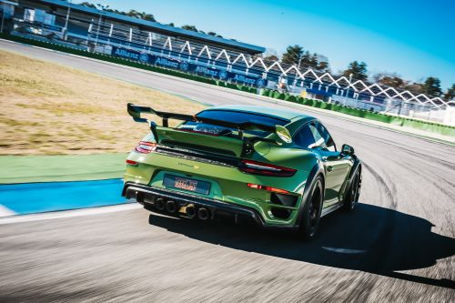 TECHART GTstreet RS Revealed With 770 HP - One Coming to South Africa