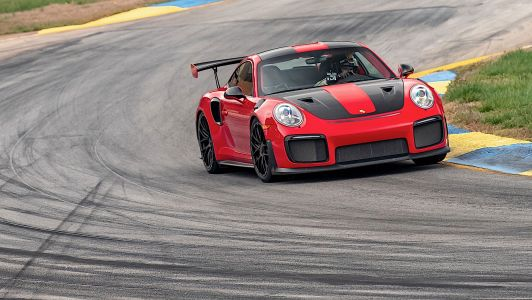Porsche Shows Off By Breaking Road Atlanta Lap Record Twice With The GT2 RS and GT3 RS