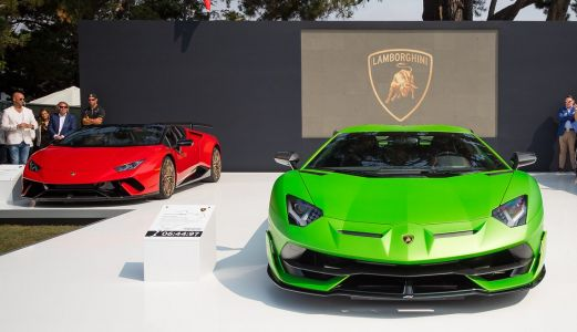 Lamborghini's Aventador and Huracan Replacements to Furnish Naturally Aspirated Engines with Electrification