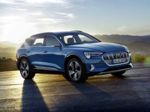 Audi e-tron All-Electric SUV Unveiled