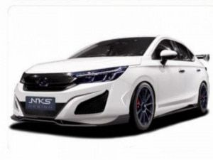 2020 Honda City Gets Two New Body Kits Based On The Civic Type-R And NSX Courtesy Of NKSDesign In Thailand