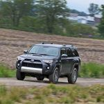 2017 Toyota 4Runner 4×4 - Instrumented Test