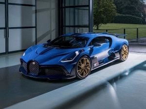 The Last Bugatti Divo Has Rolled Out From Molsheim