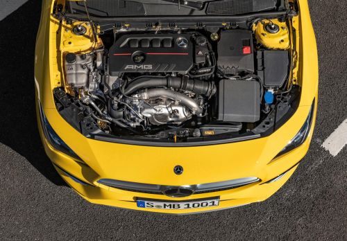 Mercedes-AMG's New 2-litre Engine Getting Even More Power