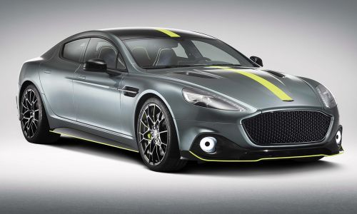 Aston Martin Reveal 595 HP Rapide AMR