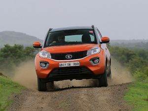 Tata Nexon To Get New Features Soon