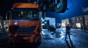 Iveco Stralis Hi-Way Making Its Way To Batman v Superman: DOJ