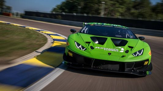 Lamborghini Huracan GT3 Evo Gets Some Updated Aerodynamics