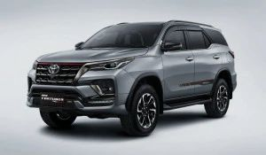 Facelifted Toyota Fortuner TRD Sportivo Unveiled In Indonesia Will Rival The Ford Endeavour Sport