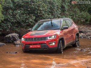 Jeep Compass Trailhawk Launched At Rs 2680 Lakh