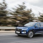 2019 Hyundai Santa Fe: Bolder Looks and an Optional Diesel - Official Photos and Info