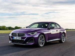 All-new 2022 BMW 2 Series Coupe Breaks Cover