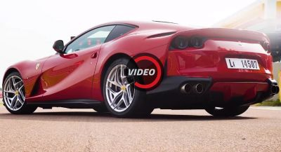 First Reviews Of The Ferrari 812 Superfast Talk About An 800HP Sensory Overload