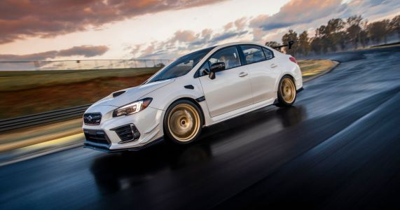 America Welcomes The Mighty 341bhp Subaru STI S209