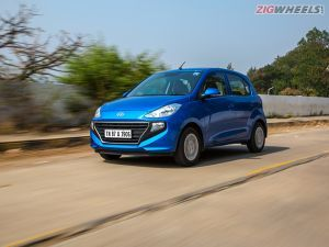2018 Hyundai Santro Manual And Automatic Road Test Review