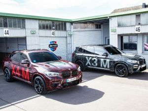 BMW Readying X3M X4M