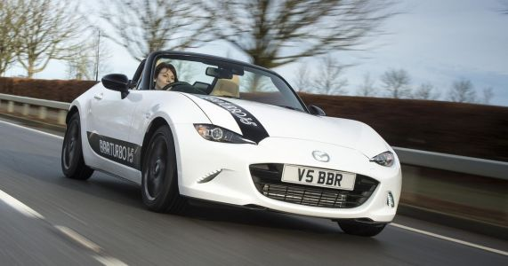 BBR's New Turbo Conversion Will Give Your 1.5-Litre ND MX-5 210bhp