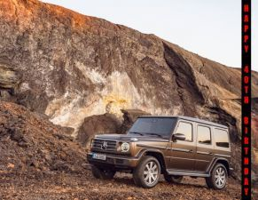 Mercedes-Benz G-Class 40 Years Of A Stubborn Legacy