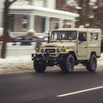 Time Is Money: We Test a $200K 1981 Toyota Land Cruiser - Instrumented Test