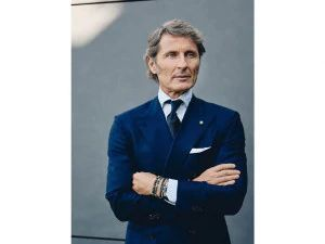 Automobili Lamborghini Sees A Familiar Face Become President And CEO