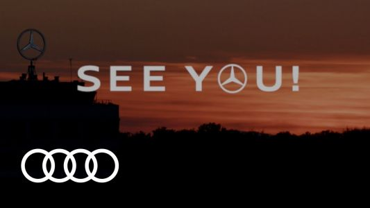 Audi Says Bye To Mercedes-AMG DTM With Epic Film