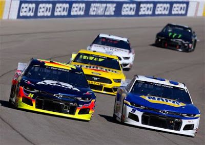 Chase Elliott is +625 to win 2021 Pennzoil 400 at Las Vegas