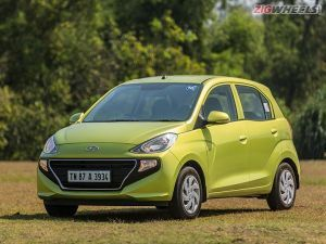 Car News Of The Week New Hyundai Santro Tata JTP Twins Launched Global Reveal Of T-Cross 2019 R8 And More