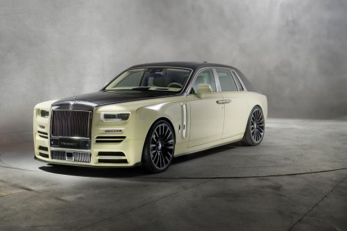 Mansory's New Rolls-Royce Phantom Offers More Luxury And 602 HP